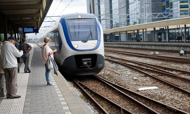 Gdansk – Airport to city centre by train