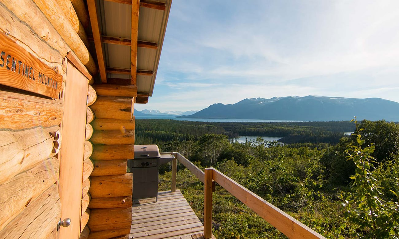 10 great wilderness cabins and campsites in Canada