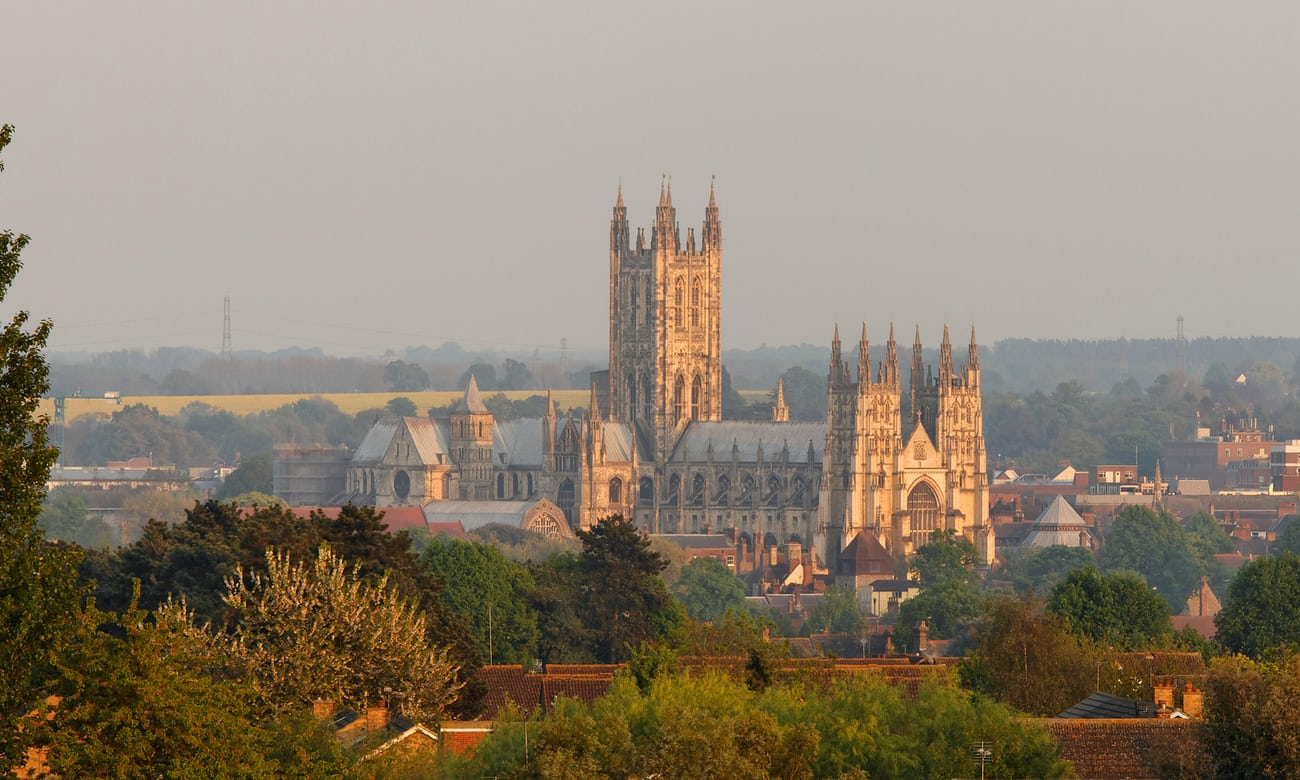 A Canterbury trail: exploring the city's medieval streets on foot