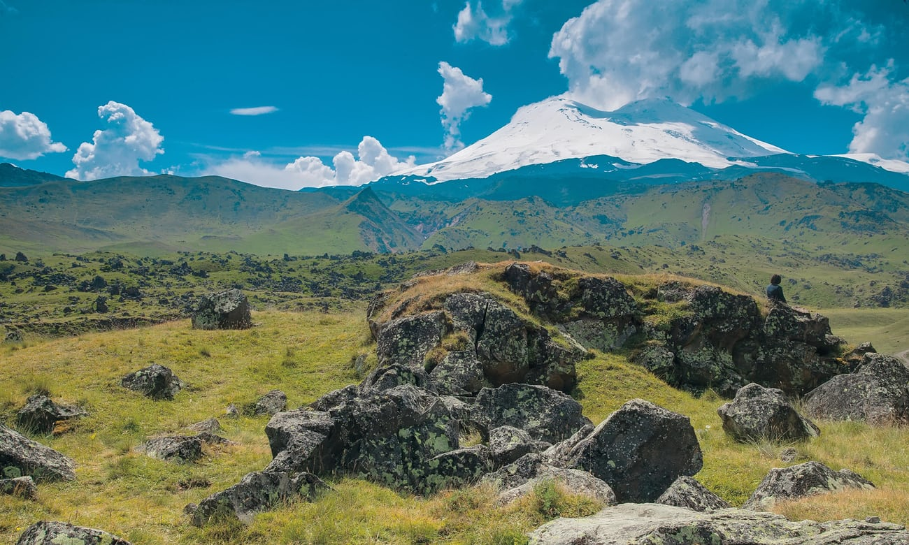 'The hospitality drew me back': the joy of the Caucasus