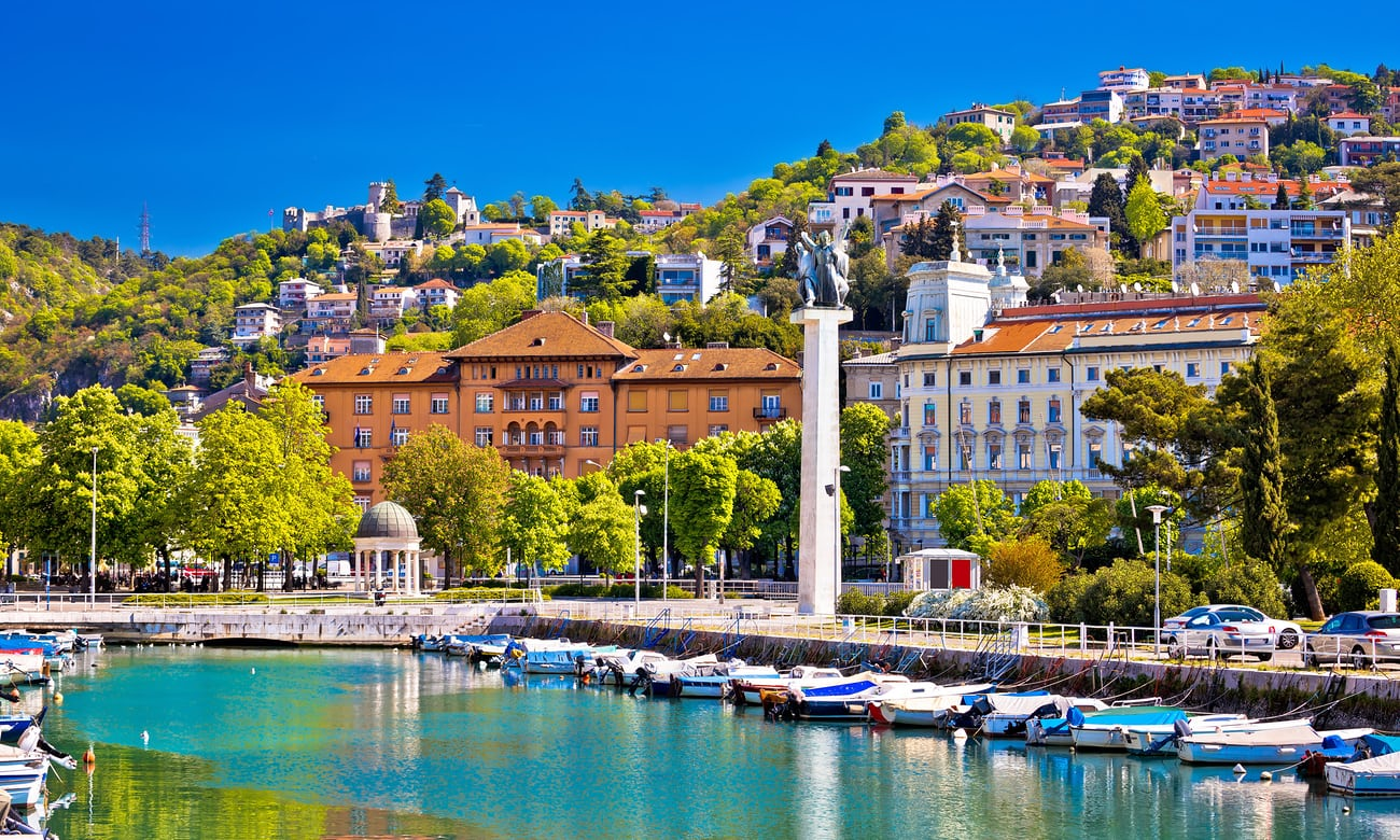 Red' Rijeka is ready to rock as European Capital of Culture 2020
