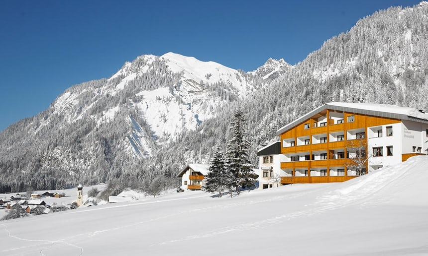 Best little ski resorts in Europe