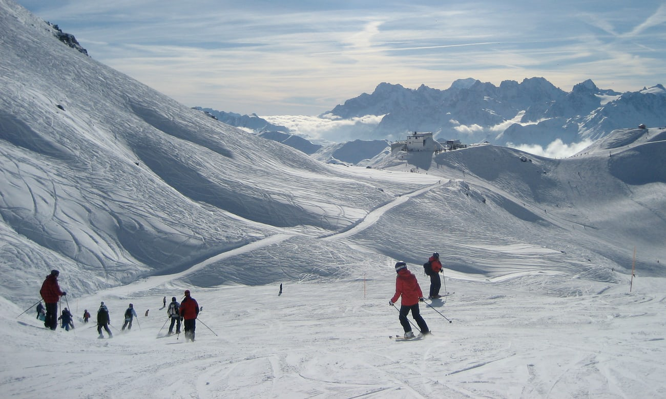What's new this season in ski resorts in Europe, the US and Canada