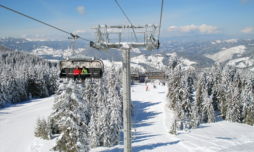 10 of the best-value family ski trips