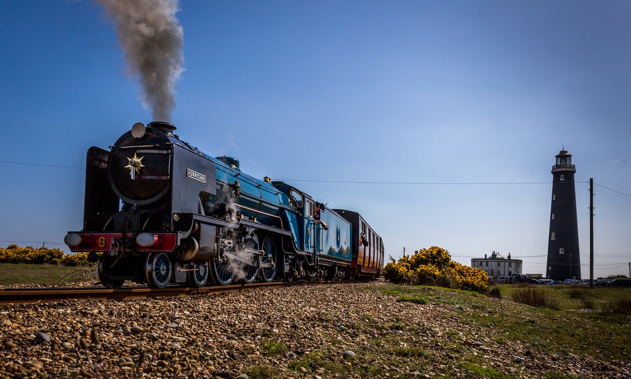 Take the kids to … Romney, Hythe and Dymchurch Railway
