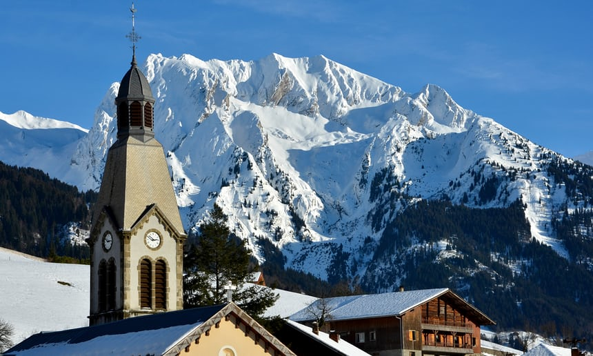 10 of the best winter sports resorts in Europe for skiing and more