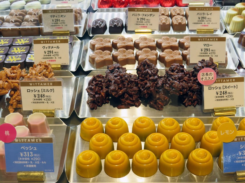 Japan's food halls: the perfect place to pick up presents and picnics