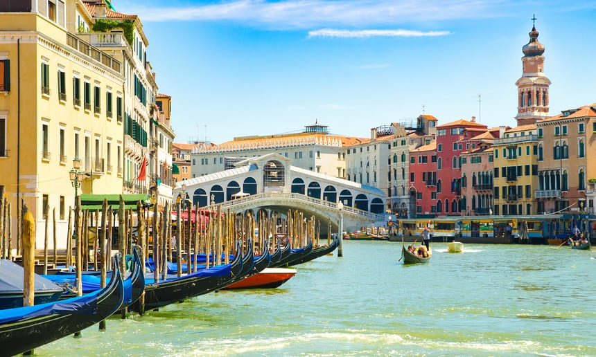 10 of the best restaurants near Venice's major attractions