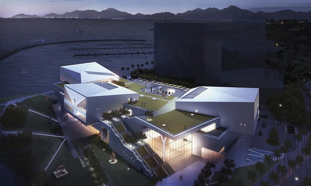 Shenzhen's new V&A-approved culture centre to showcase city's artistic side