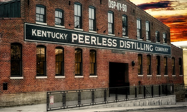 Spirited away: on the bourbon trail in Kentucky