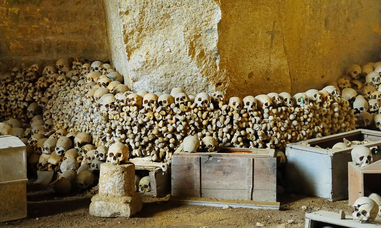 Naples' Fontanelle cemetery: skulls and silence beneath the busy city streets