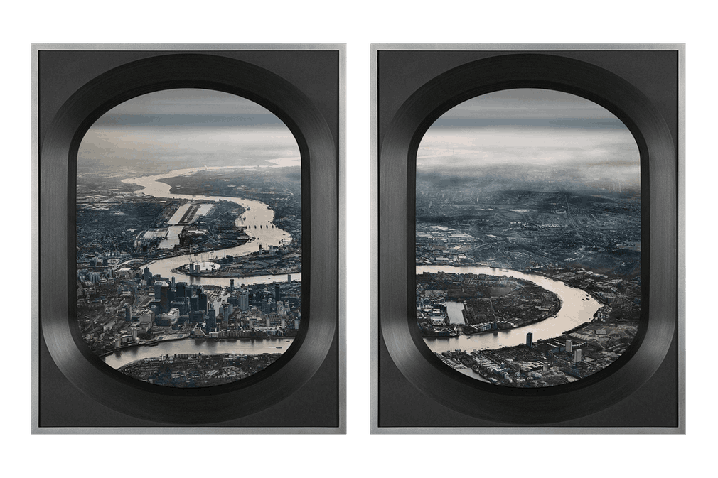 Eye in the sky: Scott Mead's photographs from plane windows – in pictures