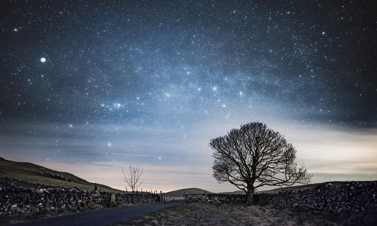 Starry, starry nights: dark skies festival in North Yorkshire