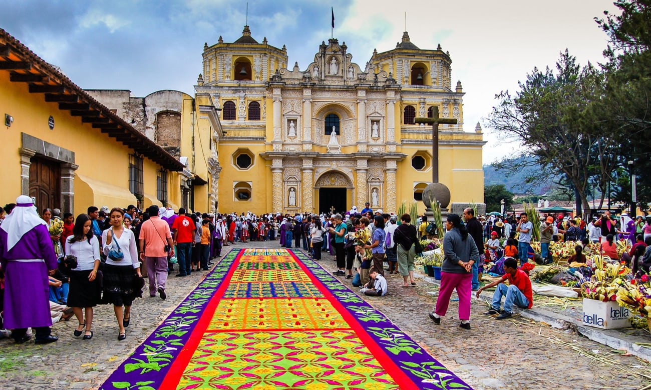 Antigua Guatemala city guide: what to see plus the best bars, hotels and restaurants