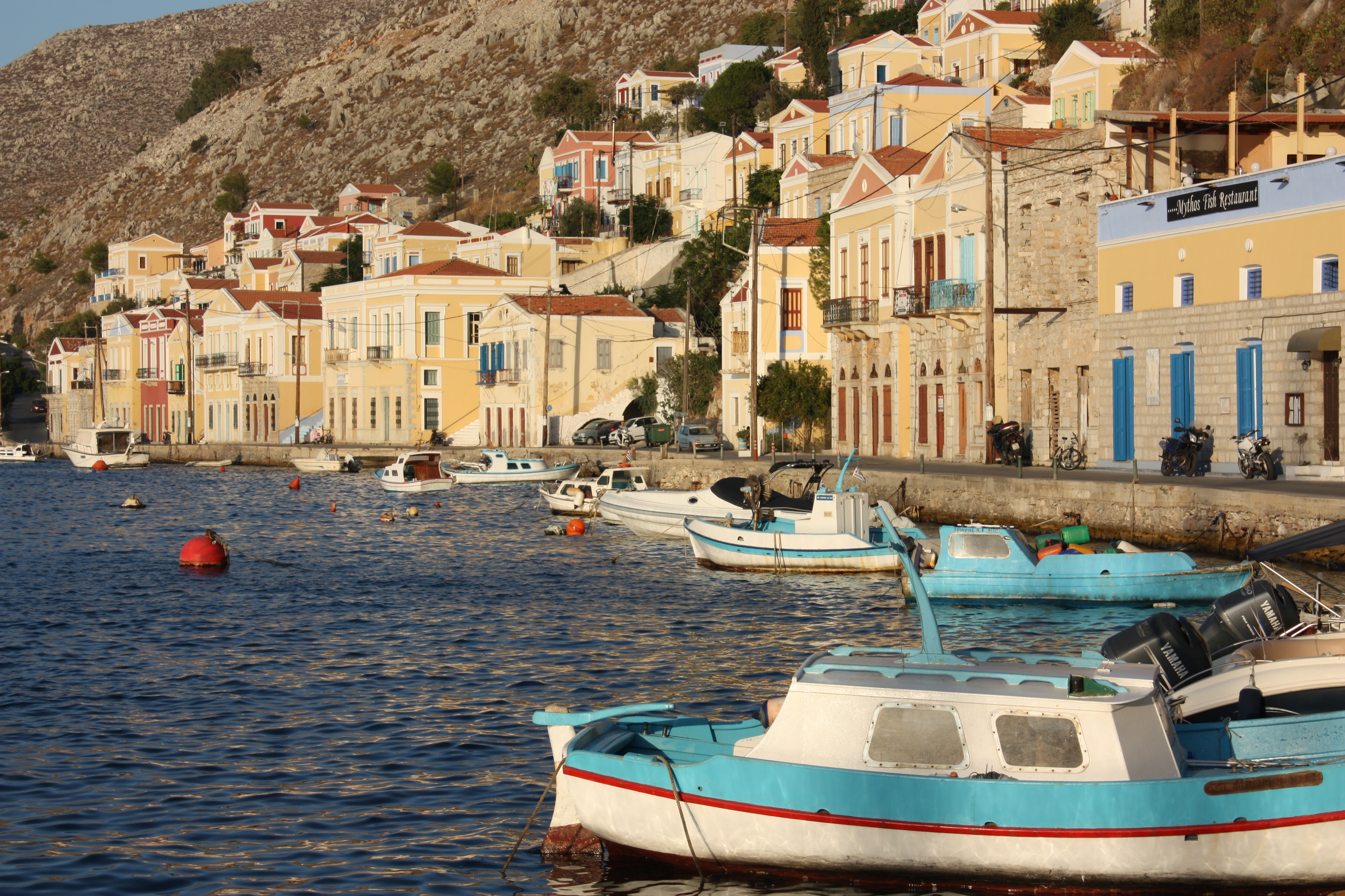 Travels through History : Nine Greek Islands