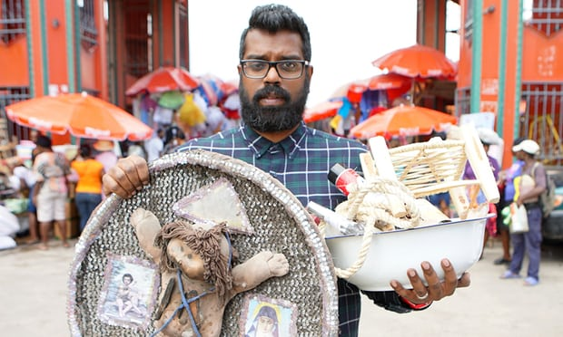 Dogs, dives, voodoo and guns: Romesh Ranganathan's Haiti holiday