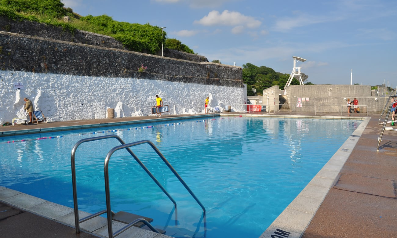 10 of the best lesser-known UK lidos