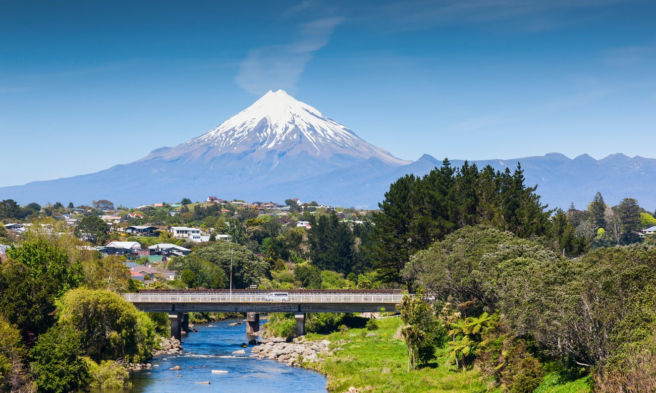 Mount Taranaki: will the New Zealand peak's 'living person' status bring respect?