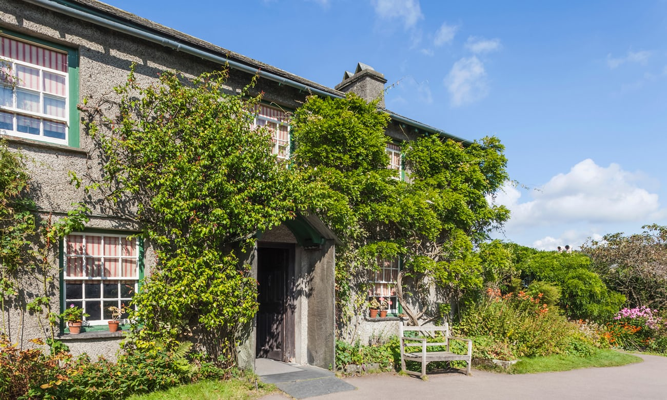 Beatrix Potter's Hill Top house, the Lakes: 'It feels like a game of Potter I-spy' – review