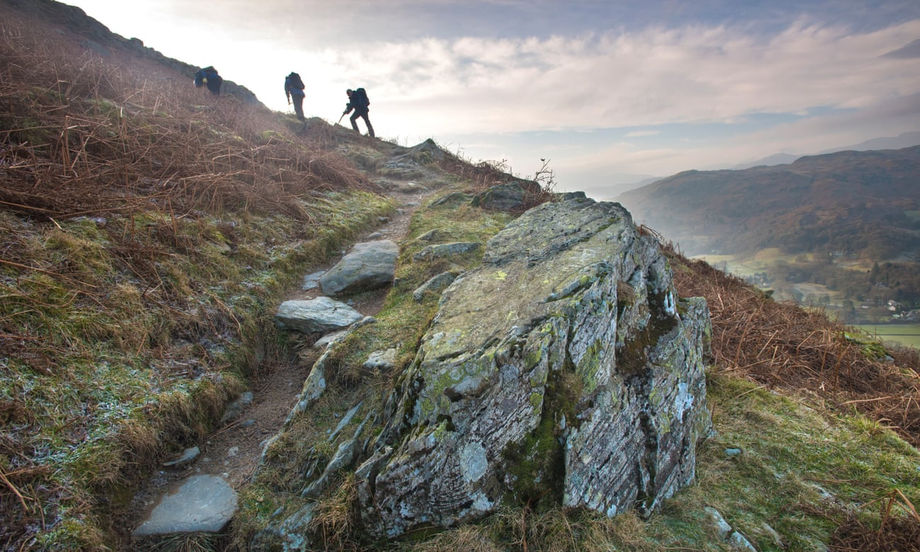 Fixing the Fells: the campaign to save the paths of Scafell Pike