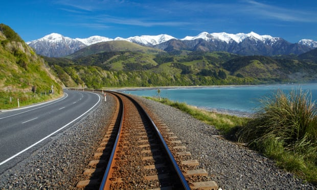 New Zealand's Coastal Pacific railway back on track after Kaikoura earthquake