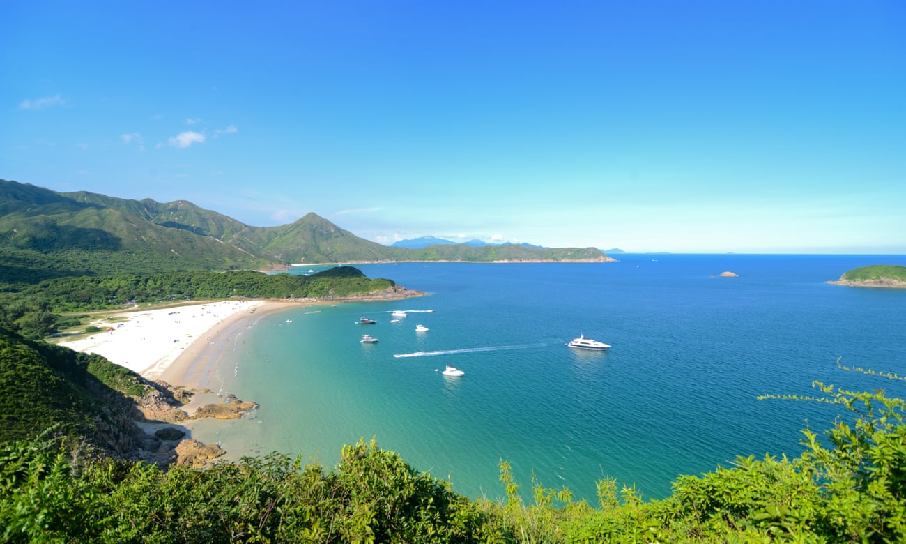 Hong Kong's brilliant beach escapes
