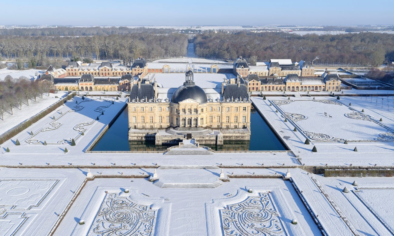 A festive outing to a fairytale French château: a day at Vaux-le-Vicomte