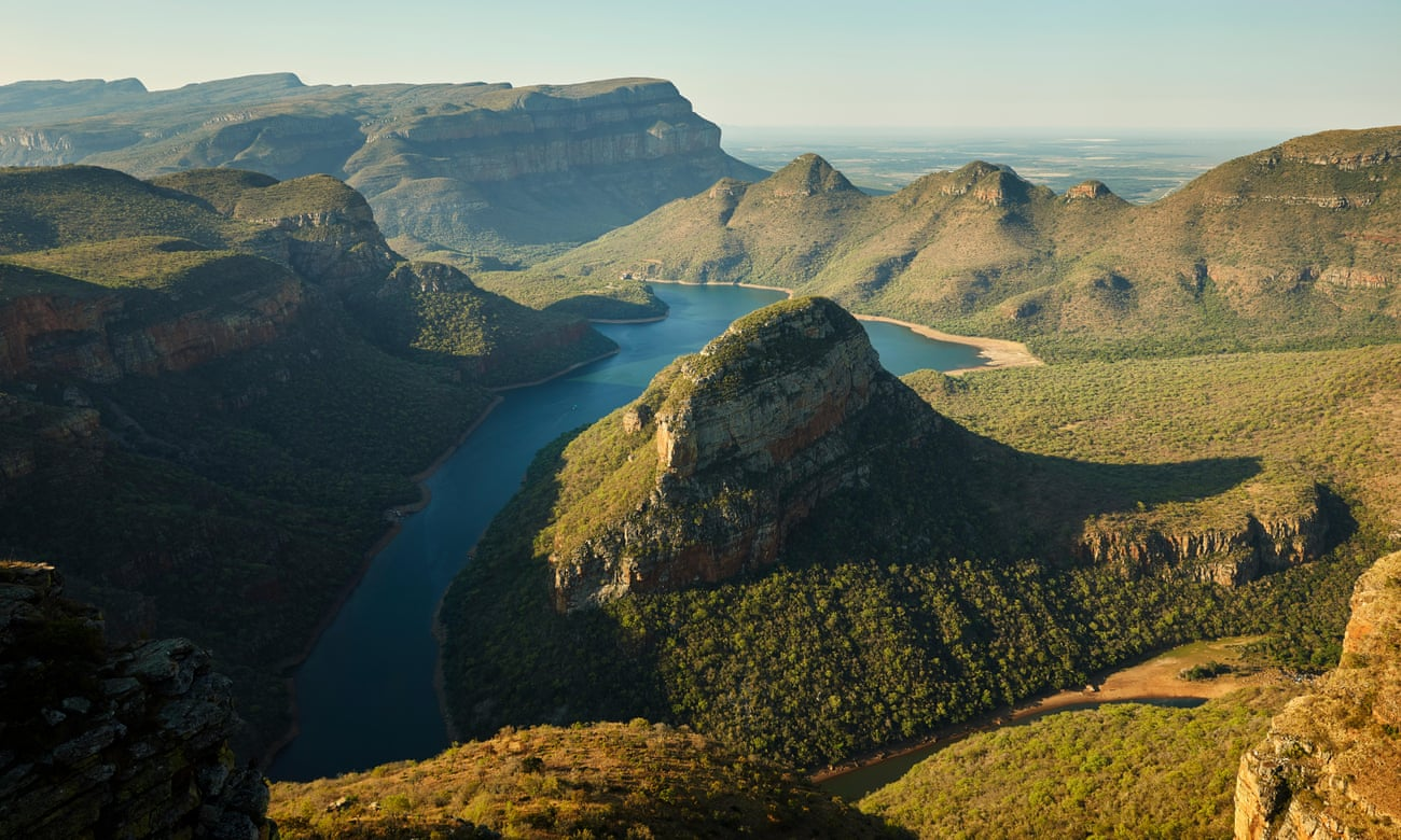 Game changer: touring South Africa by campervan