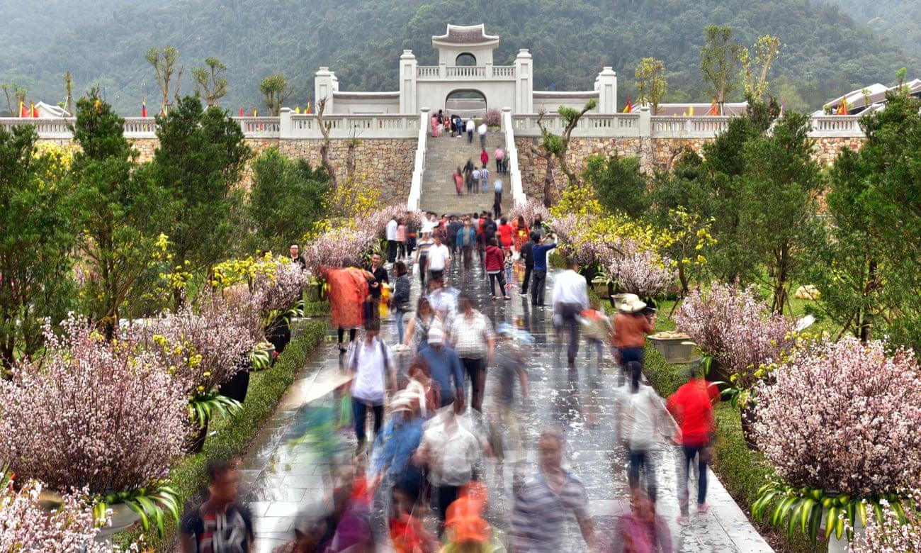 Pilgrims' progress: a new mountain hotel in Vietnam