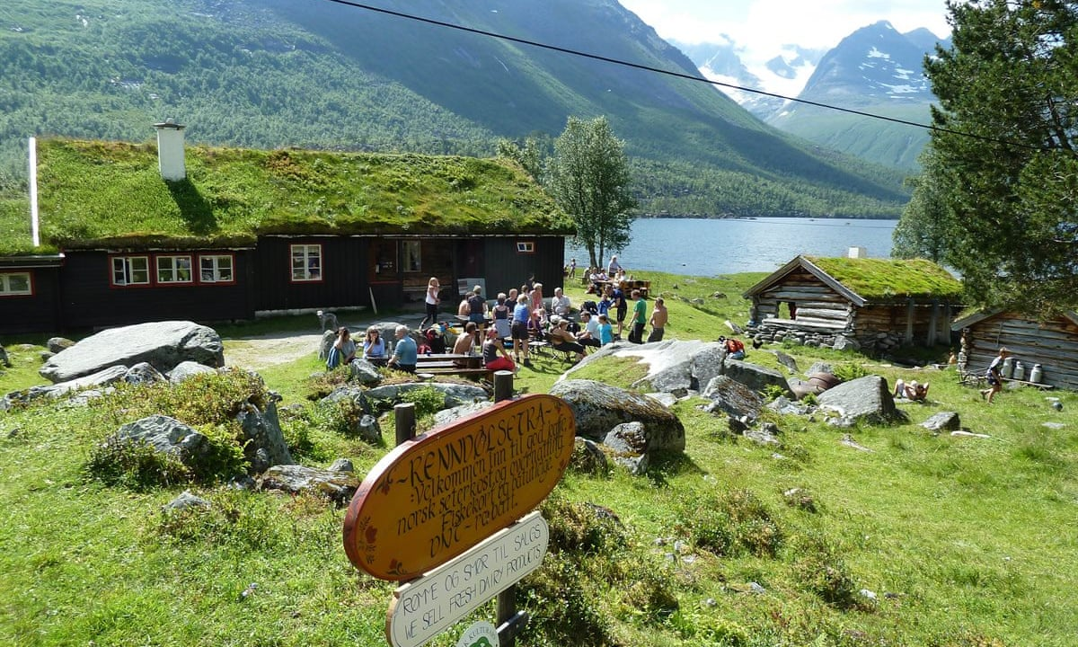 20 of the best campsites in Europe.