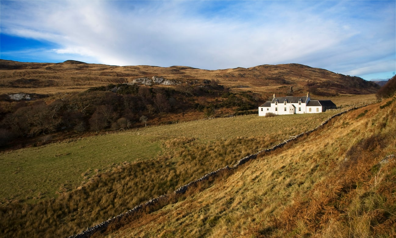 A tour of Orwell's Jura, where he wrote 1984
