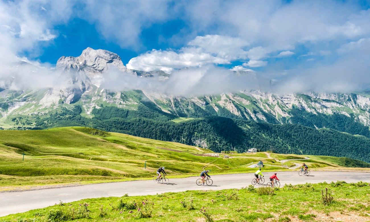 10 of the best hotels for cyclists in the UK, France and Spain