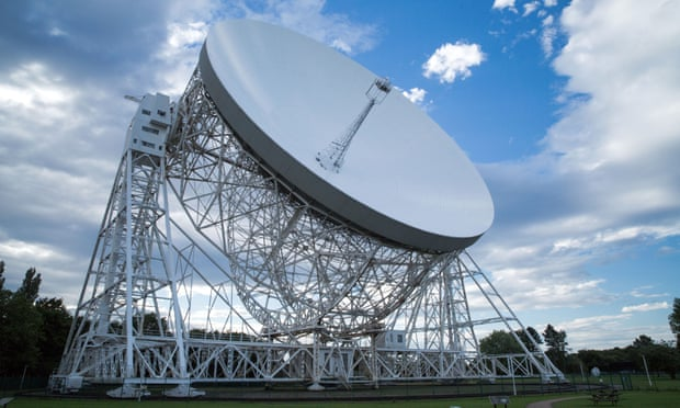 Take the kids … to Jodrell Bank Discovery Centre, Cheshire