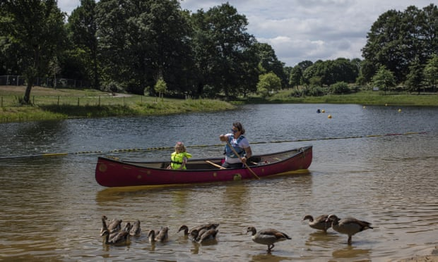 Wild swimming lake to open in Beckenham