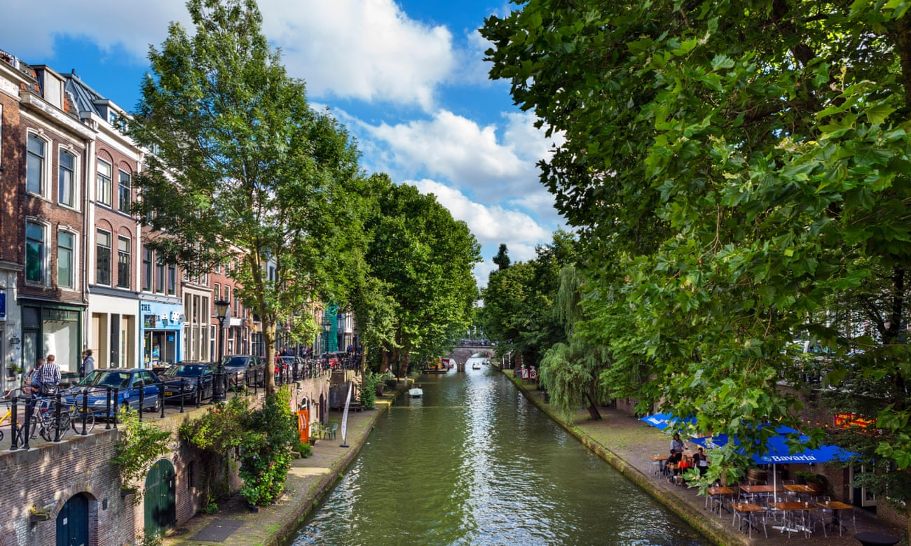 Alternative city breaks: Utrecht, the Netherlands – restaurants, culture and nightlife