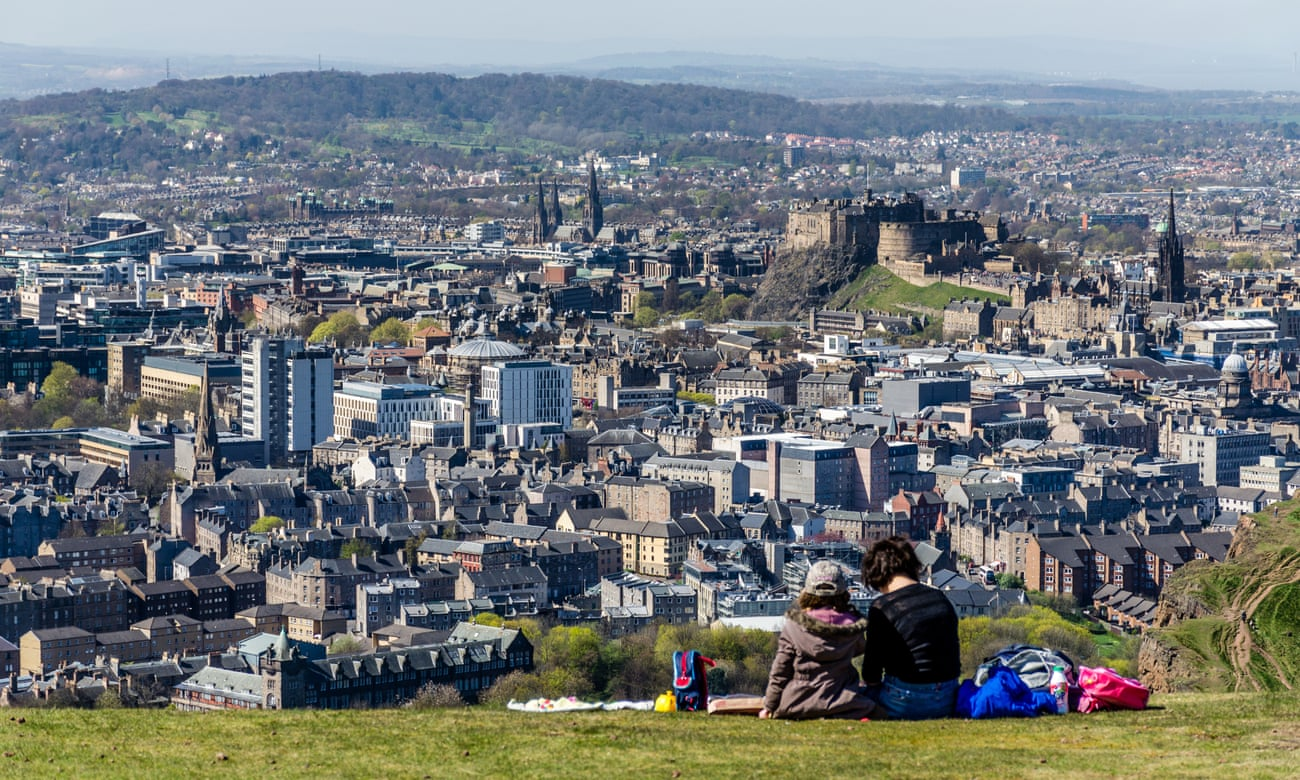 City breaks with kids: Edinburgh