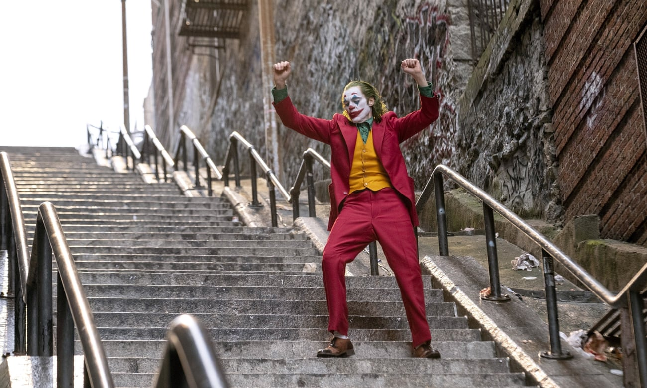 The Joker stairs – and eight other movie locations that are big tourist attractions