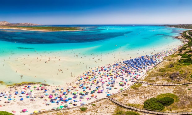 'Heavenly' Italian beach to charge entry fee to cut overcrowding