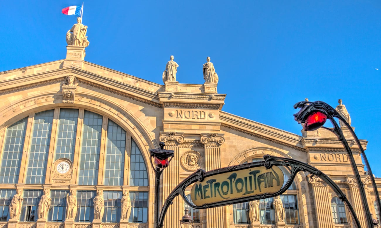 10 great restaurants close to major Paris train stations