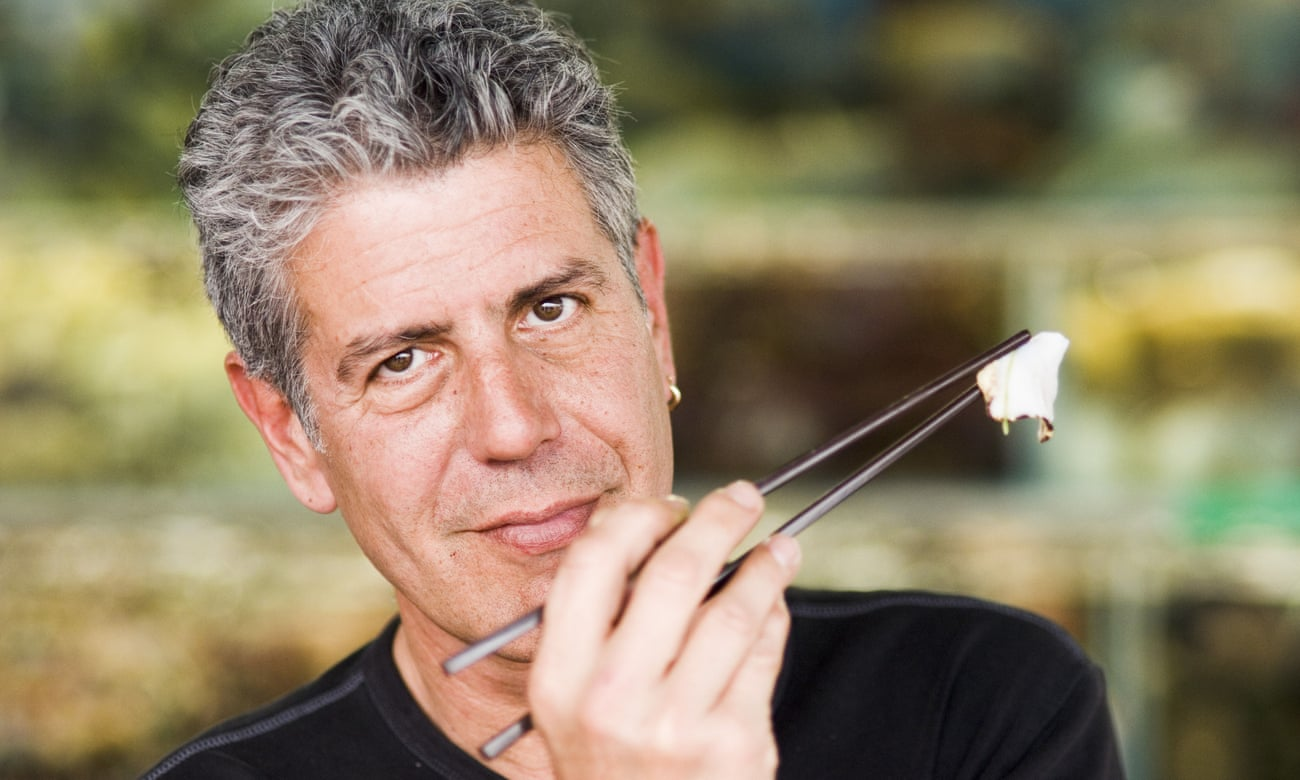 Bourdain to Buena Vista Social Club – readers reveal their travel heroes