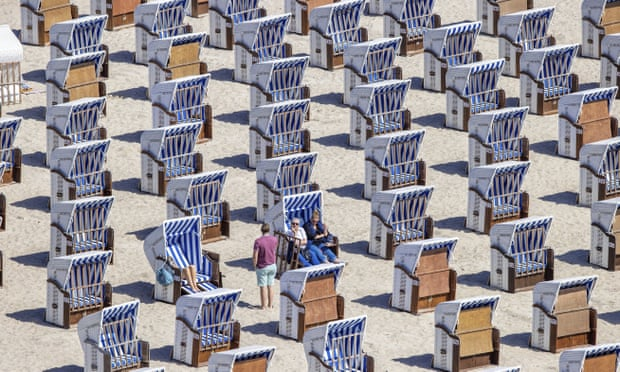 Life after lockdown on Germany's Baltic coast