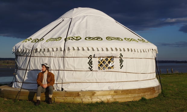 The chateau's shut: will a yurt do? Staycations keep millions at home