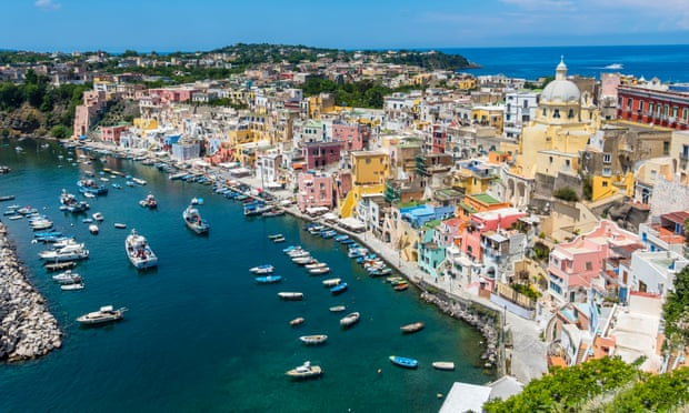The little island of Procida prepares to shine as Italy's Capital of Culture