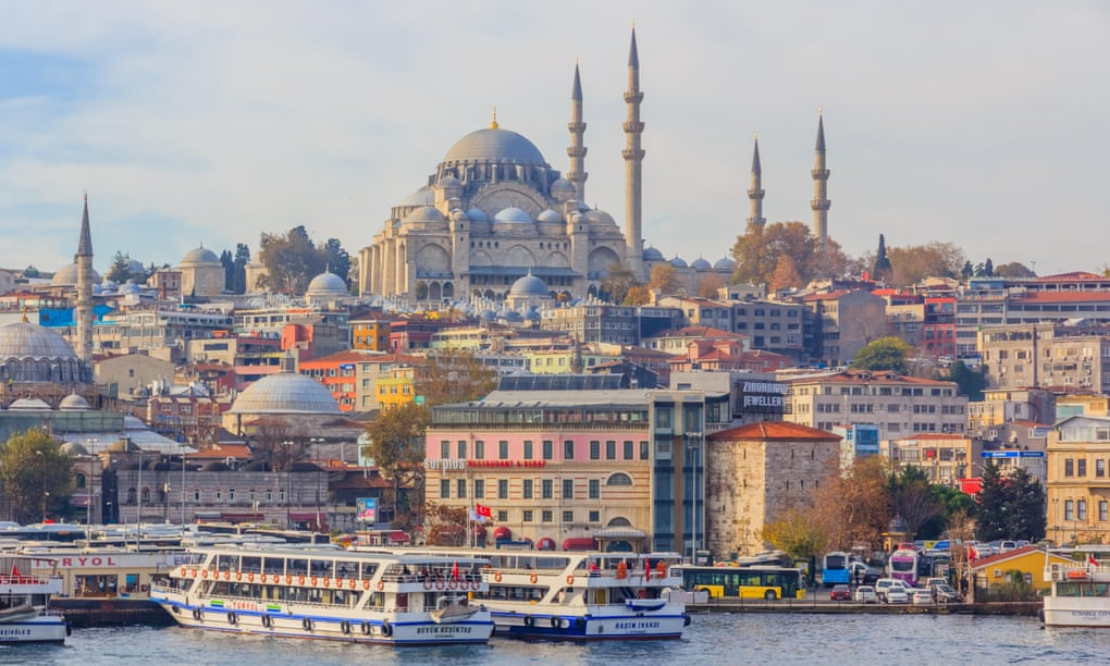Istanbul: a virtual tour through books, film, food and music