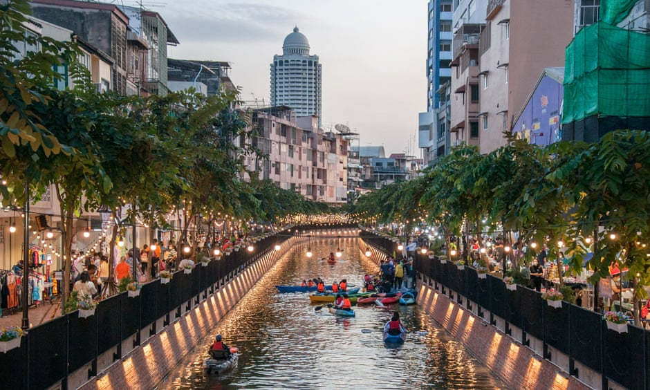 Bangkok: a virtual tour through film, food, music and books