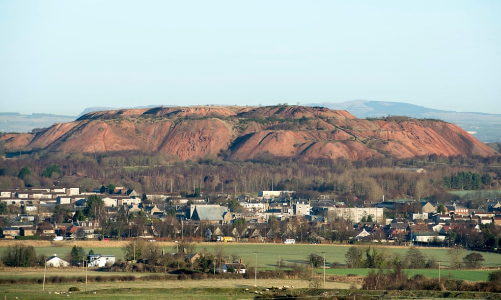 West Lothian's sleeping giants: wastelands that shivered into life