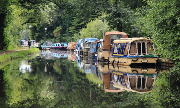 Five British canal and waterway trips with a wow factor