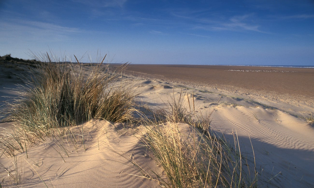15 of the best quiet beaches in the British Isles