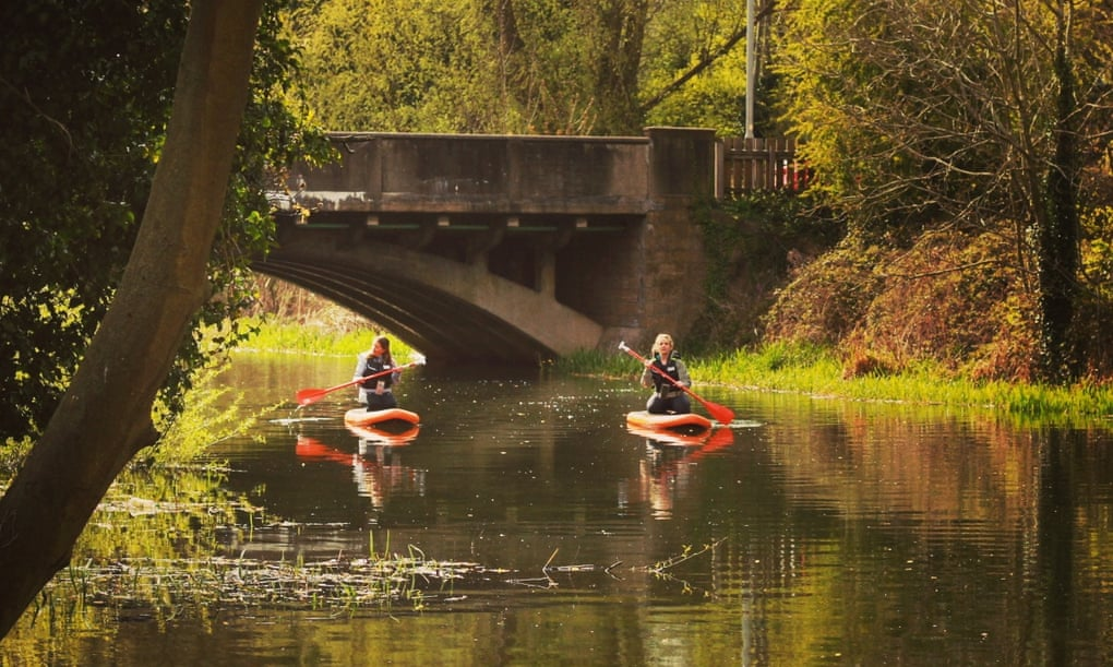 10 of the UK's best places for fun on the water