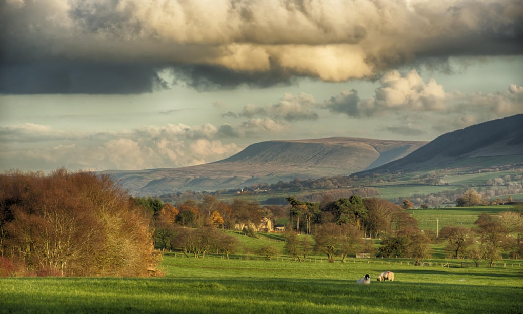Quakers, radicals and witches: a walk back in time on Pendle Hill